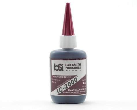 Bob Smith Industries IC-2000 Black Rubber Toughene