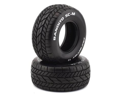 DuraTrax Bandito SC-M Oval Short Course Truck Tires (2) (C2)