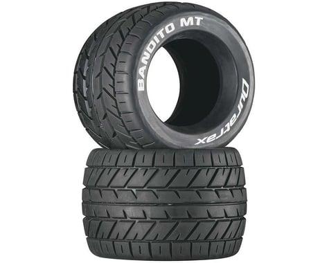 """DuraTrax Bandito MT 3.8"""" Tires (2)"""