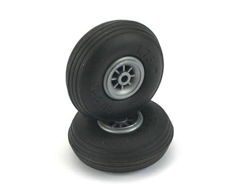 "DuBro 1-3/4"" Treaded Wheels"