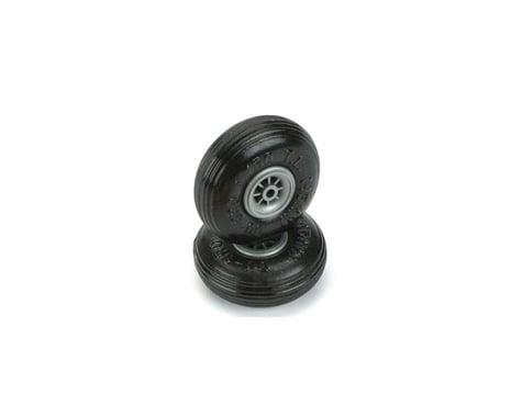 "DuBro 1-3/4"" Treaded Lite Wheel (2)"