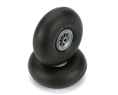 "DuBro 2"" Smooth Wheels (2)"