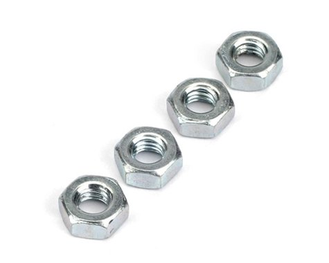 DuBro 4mm Hex Nuts (4)