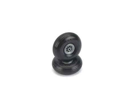 "DuBro 2-1/4"" Treaded Lite Wheels (2)"
