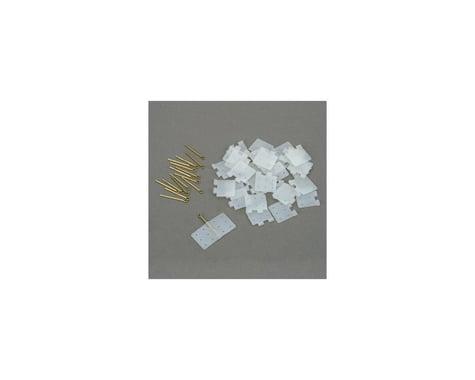 DuBro Heavy Duty Nylon Hinges (15)
