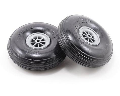 "DuBro 3"" Treaded Lite Wheels (2)"