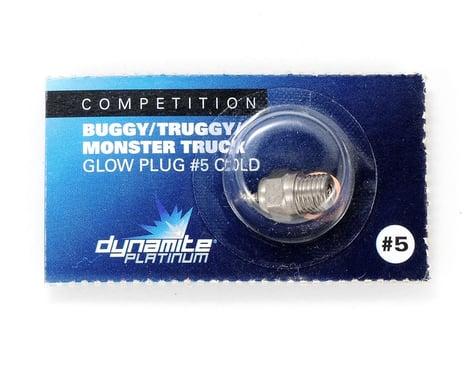 Dynamite Platinum Glow Plug, #5 Cold