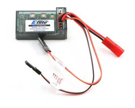 Blade 3-in-1 Control Unit w/Mixer, ESCs & Gyro (BCX2)