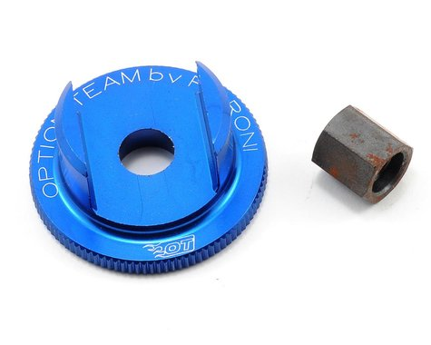 Fioroni 35mm Turbo Sliding Clutch Universal Flywheel + Nut