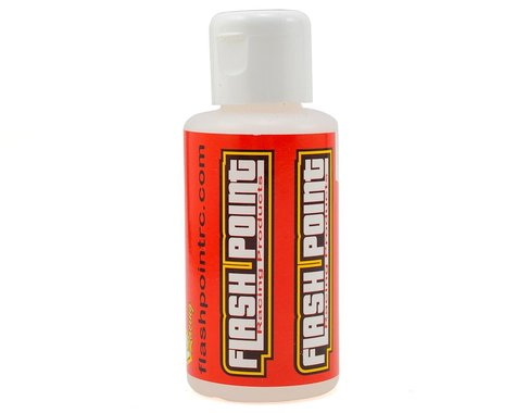 Flash Point Silicone Differential Oil (75ml) (2,000cst)