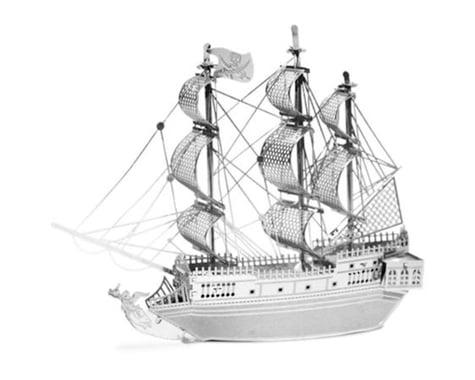 Fascinations MMS012 Metal Earth 3D Laser Cut Model - Black Pearl Ship
