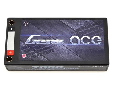 Gens Ace 1s LiPo Battery Pack 50C w/4mm Bullet (3.7V/7000mAh)