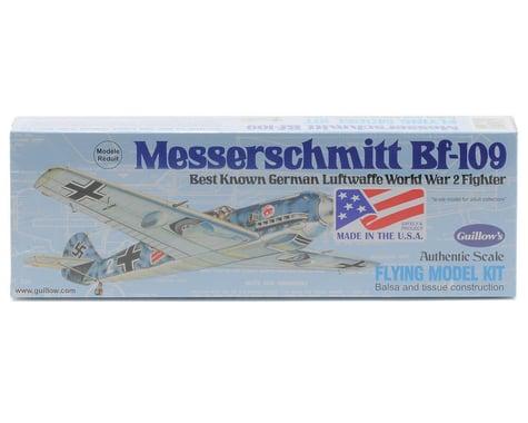 Guillow Messerschmitt Bf-109 Flying Model Kit