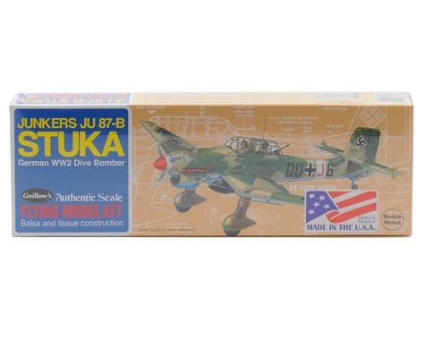 Guillow Junkers JU 87-B Stuka Flying Model Kit