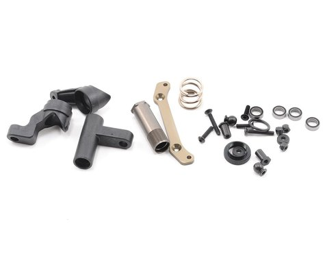 HB Racing Steering Crank Set