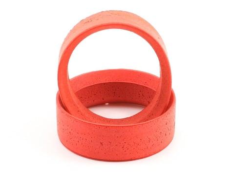 HPI 24mm Pro Molded Insert Foam (Red) (2) (Medium/Soft)