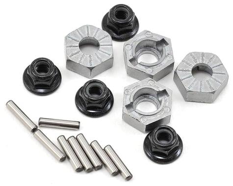 HPI Hex Wheel Hub 14mm (Silver) (4)