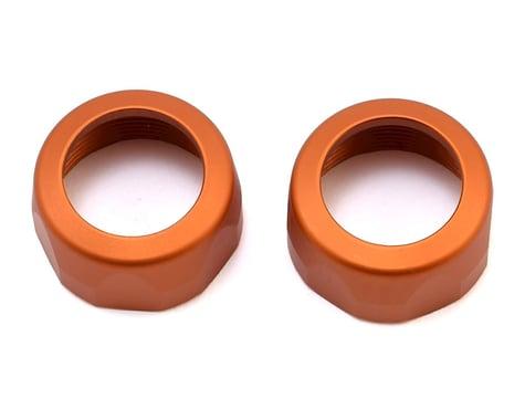 HPI 20x12mm Shock Cap (Orange) (2)