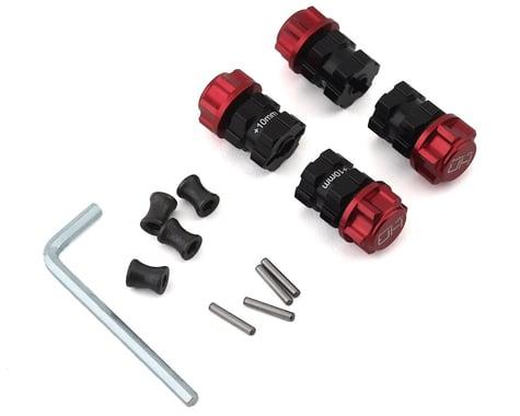 Hot Racing Arrma 4x4 Heavy Duty 10mm Offset 17mm Hubs (4)