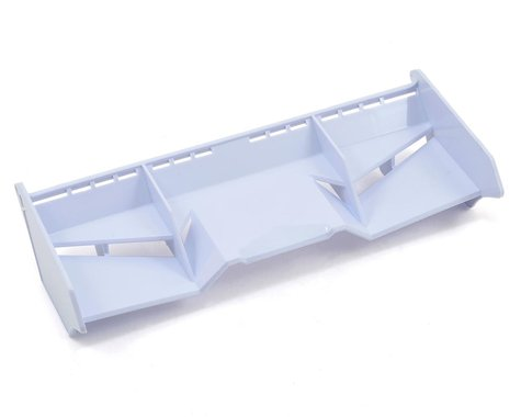"""JConcepts """"Finnisher"""" 1/8 Off Road Wing w/Gurney Options (White)"""
