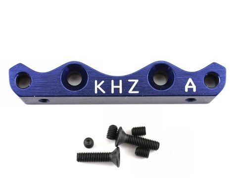 King Headz Kyosho MP777 Front Lower Suspension Holder (A)