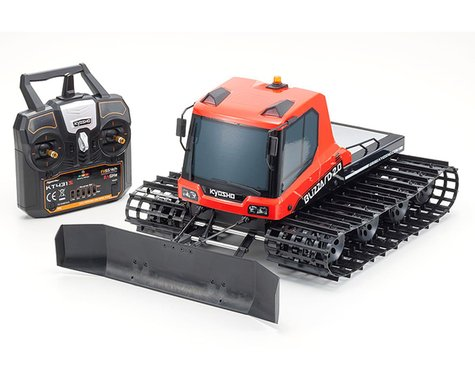 Kyosho Blizzard 2.0 1/12 Scale ReadySet All Terrain Snow Cat