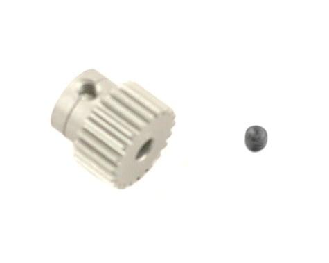 Kyosho 48P Hardened Aluminum Pinion Gear (3.17mm Bore) (21T)