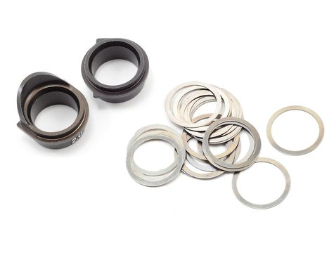 Losi Aluminum Rear Gearbox Bearing Inserts (2.0)