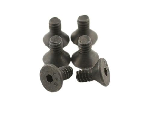 """Losi 4-40 x 1/4"""" Flat Head Socket Screws"""