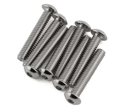 """Losi 5-40x3/4"""" Button Head Screws (8)"""