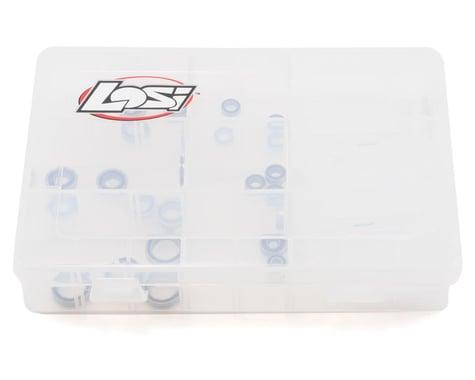 Losi 8IGHT/T Bearing Box w/Bearings