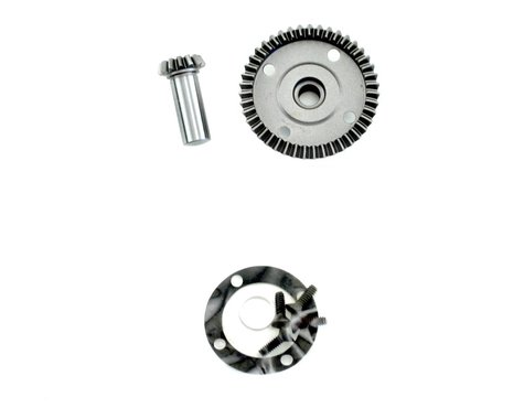 Losi F/R Diff Ring & Pinion: LST