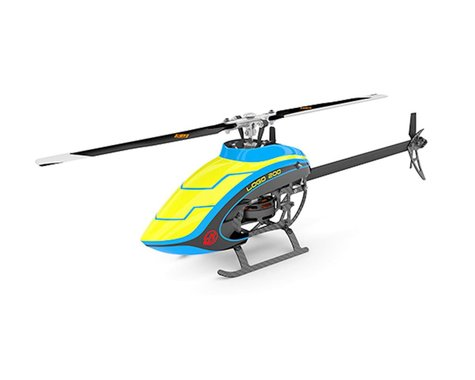 Mikado Logo 200 Electric Super Combo Helicopter