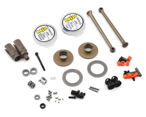 MIP Pucks TLR 22 4.0/5.0 68mm 17.5 Buggy Drive System