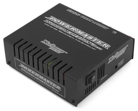 Muchmore CTX-P Power Master III World Edition 24A Power Supply (Black)