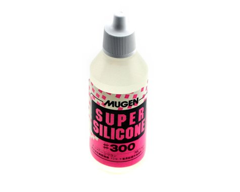 Mugen Seiki Super Silicone Shock Oil (50ml) (300cst)