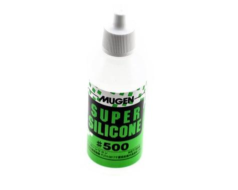 Mugen Seiki Super Silicone Shock Oil (50ml) (500cst)