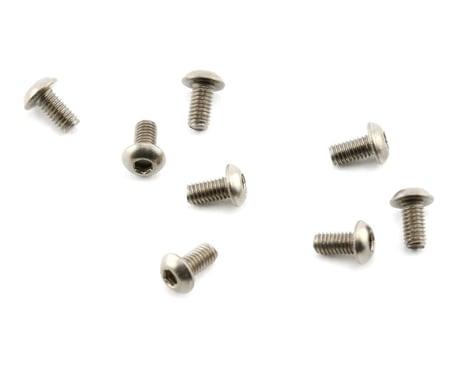 Mugen Seiki 3x6mm SIG Titanium Button Head Screw (8)