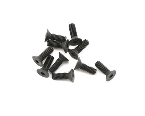 Mugen Seiki SJG 4x12 Flat Head Screws (10)