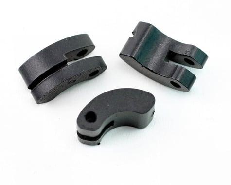 Mugen Seiki Carbon Clutch Shoes (Black)