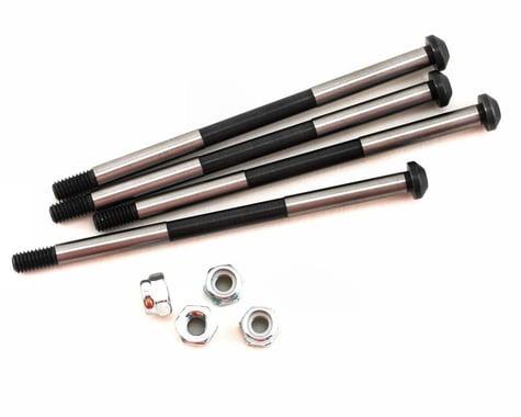 Mugen Seiki Option Lower Suspension Shaft w/Nuts (4)