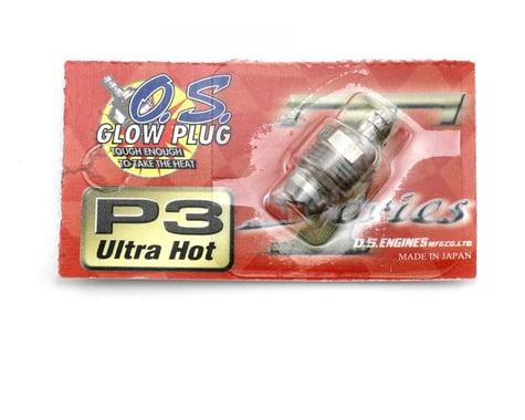 """O.S. P3 Turbo Glow Plug """"Ultra Hot"""""""