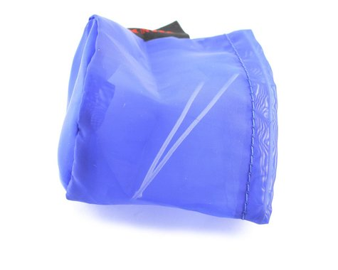 Outerwears Performance Pre-Filter Air Filter Cover (2 Dia. x 1 5/8 Tall) (Blue)