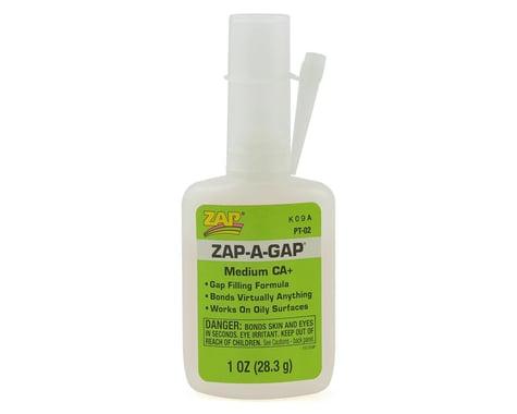 Pacer Technology Zap-A-Gap Medium CA+ Glue, 1 oz