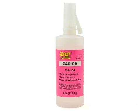 Pacer Technology Zap Thin CA Glue, 4 oz
