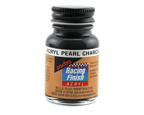Pactra Pearl Charcoal Acryl Paint (1oz)
