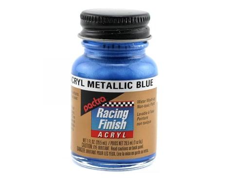 Pactra Metallic Blue Acrylic Paint (1oz)