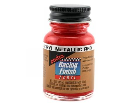 Pactra Metallic Red Acrylic Paint (1oz)