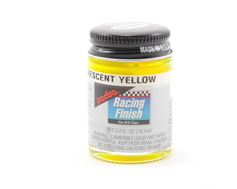 Pactra Fluorescent Yellow Paint (2/3oz)