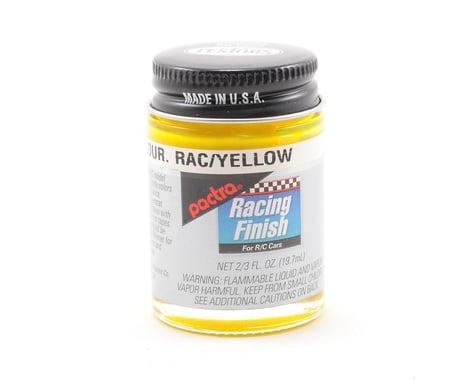 Pactra Race Yellow Fluorescent Paint (2/3oz)